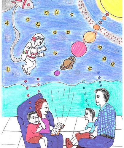 Un-suenÃŒÆ'o-hecho-realidad-soy-astronauta